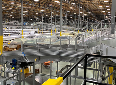 UPS opens state-of-the-art facility in Tacoma, Washington