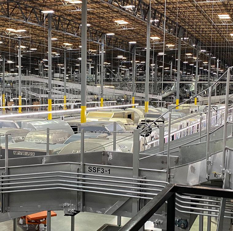 UPS ouvre un site ultramoderne à Tacoma, dans l'État de Washington